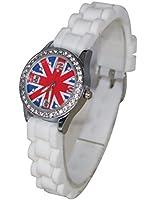 Montre Enfant Ado London Drapeau Anglais Union Jack Londres