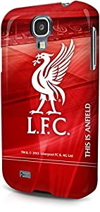 inToro Liverpool FC Hard Case for Samsung Galaxy S4