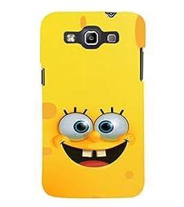 EPICCASE Minion Yellow Mobile Back Case Cover For Samsung Galaxy Quattro (Designer Case)