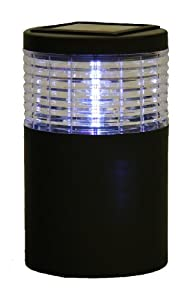 Tricod Cylinder Plastic Fence Post Light
