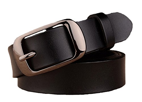 West Leathers Women's Leather Belt Leather Belts S Style 1 (Belt Women Leather compare prices)