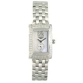 Longines Dolce Vita Stainless Steel Womens Watch L5.155.0.07.6