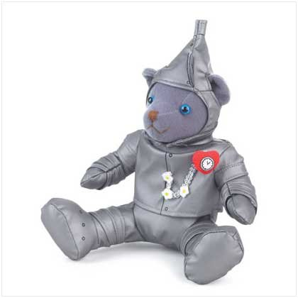 Tin Man Wizard Of Oz Bear - Buy Tin Man Wizard Of Oz Bear - Purchase Tin Man Wizard Of Oz Bear (SunRise, Toys & Games,Categories,Stuffed Animals & Toys,Teddy Bears)
