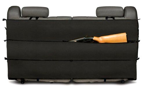 Buy Cheap Greybull Gear Seat Back Gun case Bag, for rifle & shotgun storage (Black)