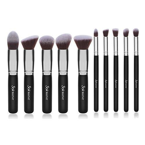 Style Master Makeup Brushes Set HOT Premium Synthetics Profe