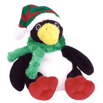 TY Beanie Baby - TOBOGGAN the Penguin