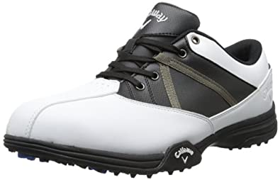 Buy Callaway Footwear Mens Chev Comfort Golf Shoe by Callaway Footwear