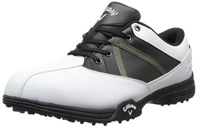 Buy Callaway Footwear Mens Chev Comfort Golf Shoe by Callaway Footwear