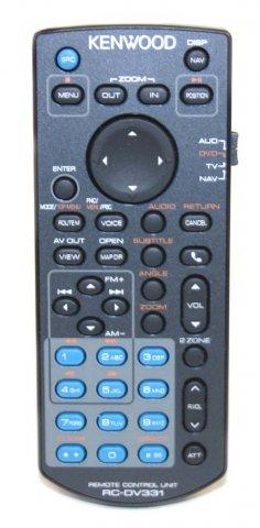Kenwood DNX6160 DNX-6160 DNX6180 DNX-6180 DNX6190HD DNX-6190HD Remote Control
