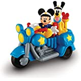 Fisher-Price Disney's Police Patrol Bike Mickey