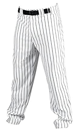 The Warriors Furies Pinstriped Baseball Jersey Pants [Apparel]