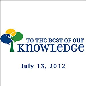 To the Best of Our Knowledge: Novel Novels Radio/TV Program