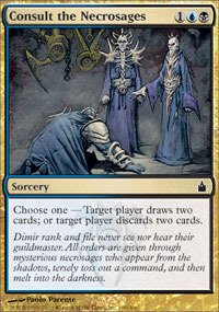 magic-the-gathering-consult-the-necrosages-consultare-i-necrosaggi-ravnica-city-of-guilds-foil