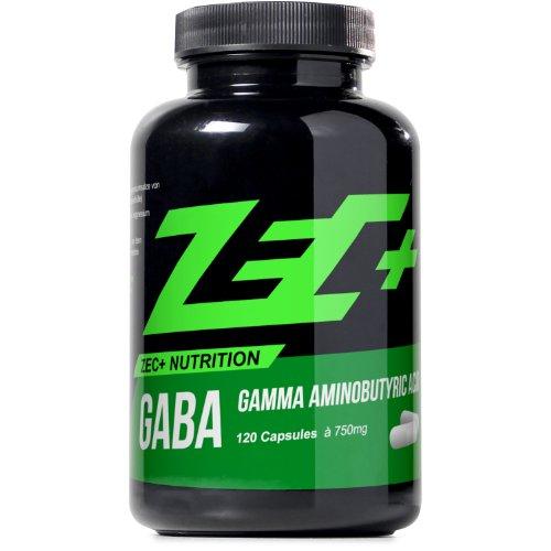 Zec+ Nutrition Gaba