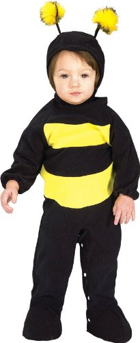 Create A Buzz Bee Infant Costume