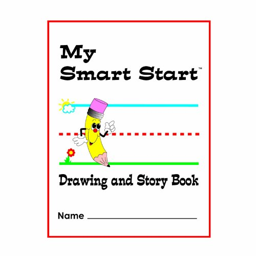 Teacher Created Resources Smart Start Drawing & Story Book 1-2 Journal