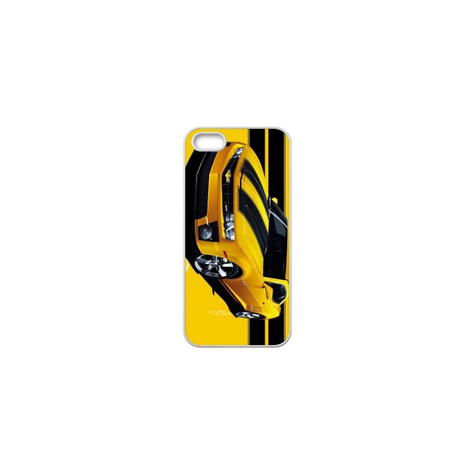 Popular Chevy Camaro Accessories Apple Iphone 5/5s Waterproof TPU Back Cases Covers