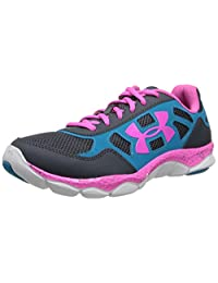 Under Armour Kids Girl's UA GGS Micro G Engage BL Sneaker