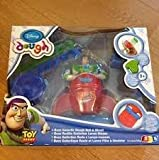 Toy Story 3 Buzz Galactic Dough Roll & Shoot