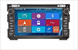 See Crusade Car DVD Player for KIA Ceed 2006-2012 Support 3g,1080p,iphone 6s/5s,external Mic,usb/sd/gps/fm/am Radio 7 Inch Hd Touch Screen Stereo Navigation System+ Reverse Car Rear Camara + Free Map Details