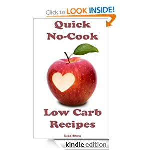Kindle Daily Deal: Quick No-Cook Low Carb Recipes