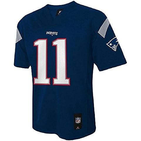 outlet store 0a80d 74a99 Amazon.com : Julian Edelman #11 New England Patriots Home ...