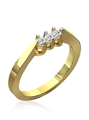 Friendly Diamonds Anillo FDR8255Y (Oro Amarillo)