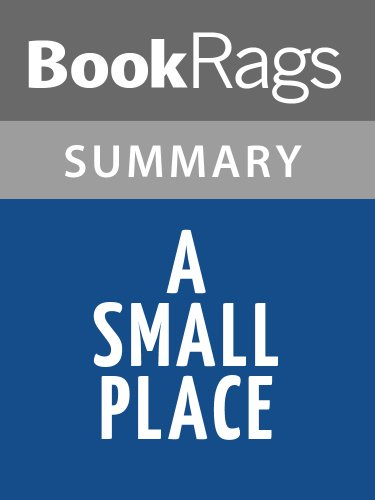 BookRags - A Small Place by Jamaica Kincaid | Summary & Study Guide
