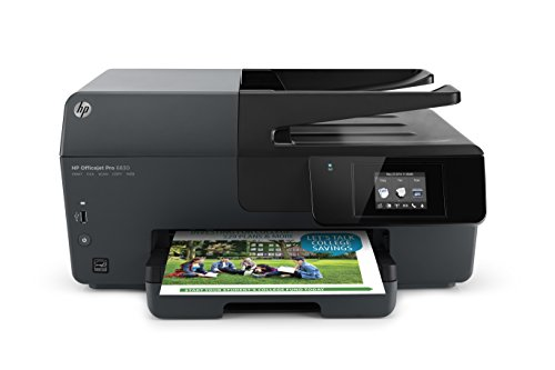HP OfficeJet Pro 6830 Wireless All-in-One Color Inkjet Printer (E3E02A)