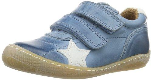 Bisgaard Boys' Schuh mit Klettverschluss Trainers