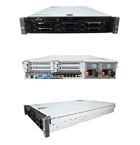Energy-Efficient Enterprise DELL PE R710 2 x 2 26Ghz L5640 6C 96GB