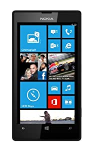 Nokia Lumia 520, 8Gb, Sim Free Windows Smartphone - Black