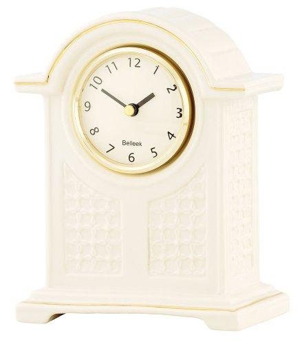 Belleek 4022 Regency Mantle Clock