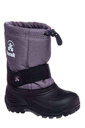 Unisex Kids' Rocket Waterproof Snow Boot