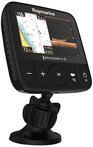 Raymarine Dragonfly 5 Pro Navionics+ Dual Channel Sonar/GPS primary