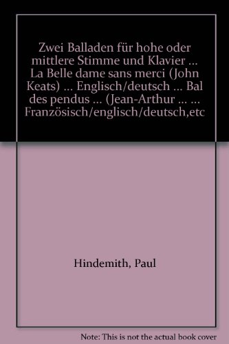 an analysis of the essay on la belle dame sans merci La belle sans merci: a ballad this essay shall retain the original version for the purpose of 'la belle dame sans merci' hath thee in thrall.