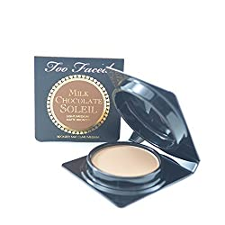 Too Faced Milk Chocolate Soleil Light/Medium Matte Bronzer mini 0.08 oz.