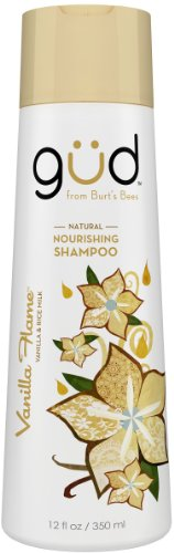 Gud Vanilla Flame Natural Nourishing Shampoo, 12 Fluid Ounces (Fragrant Conditioner compare prices)