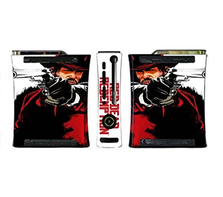 Red Dead Redemption Game Skin for Xbox 360 Console