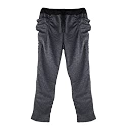Imported Mens Jogger Dance Sportwear Baggy Pants Trousers Sweatpants Dark Grey XL