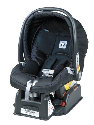 infant car seat ratings peg perego 2010 primo viaggio infant car seat nero black by peg perego usa. Black Bedroom Furniture Sets. Home Design Ideas