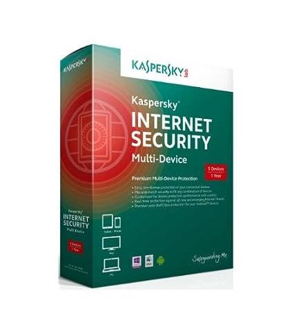 Kaspersky Internet Security - Software De Seguridad, 3 Usuarios