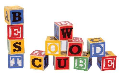 Schylling Large Abc Alphabet Blocks Toy Toy, Kids, Play, Children front-784799