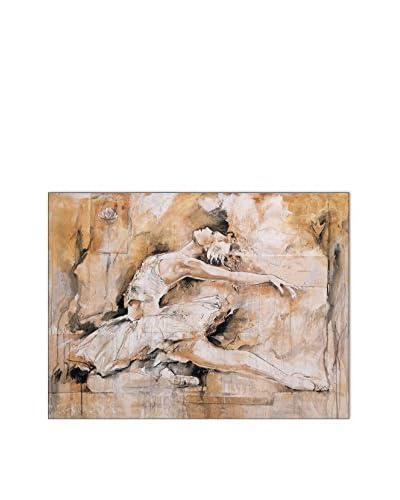 ArtopWeb Panel Decorativo Gottfried Swan Lake 60x80 cm