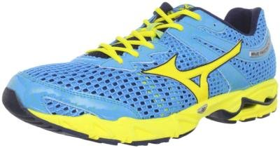 Mizuno Mizuno Men's Wave Precision 13 Running Shoe,Fluorite/Gypsum,9.5 D US