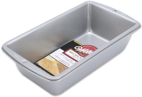 Wilton Recipe Right Large Loaf Pan (Large Bread Loaf Pan compare prices)