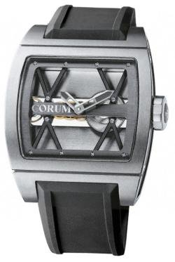 Corum Ti-Bridge Mens Watch 00740006.F371