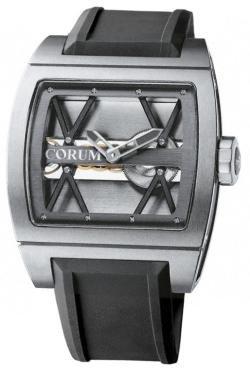 Corum Ti-Bridge Mens Watch 00740006.F371