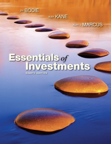 Essentials of Investments (The Mcgraw-Hill/Irwin Series...