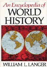 An Encyclopedia of World History (Fifth Edition)